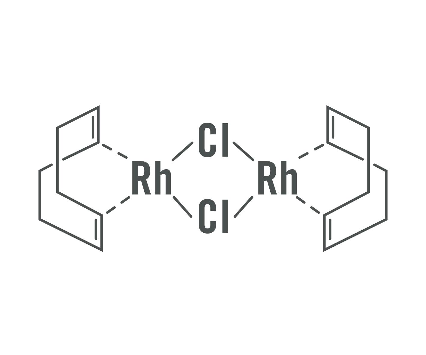 Di-µ-chloro-bis[(cycloocta-1,5-diene)rhodium(I)]