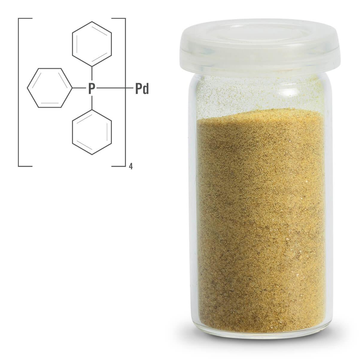 Tetrakis(triphenylphosphane)palladium(0)