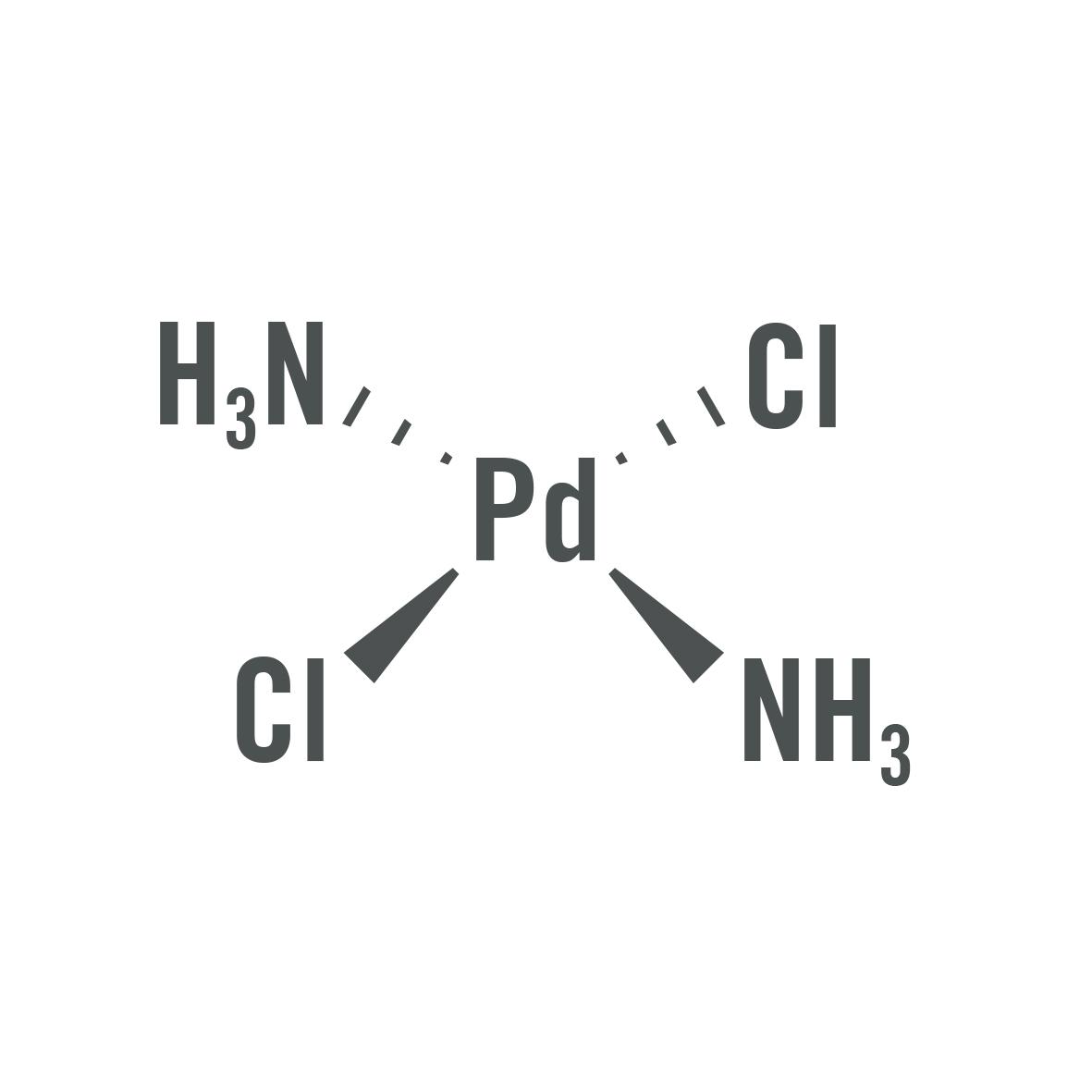 Diamminedichloropalladium(II)